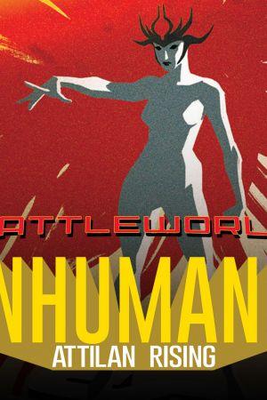 Inhumans: Attilan Rising (2015)