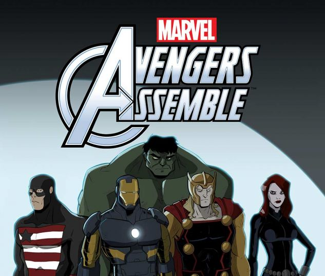 Marvel Universe Avengers: TBD Infinite Comic (2015) #2