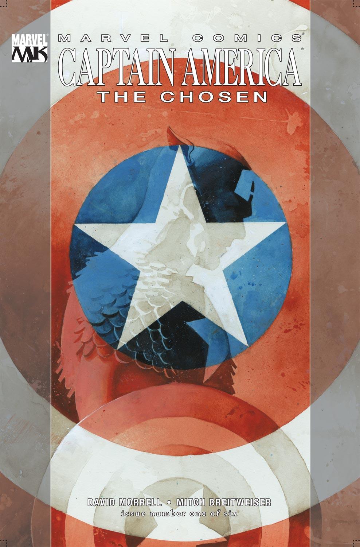 Captain America: The Chosen (2007) #1