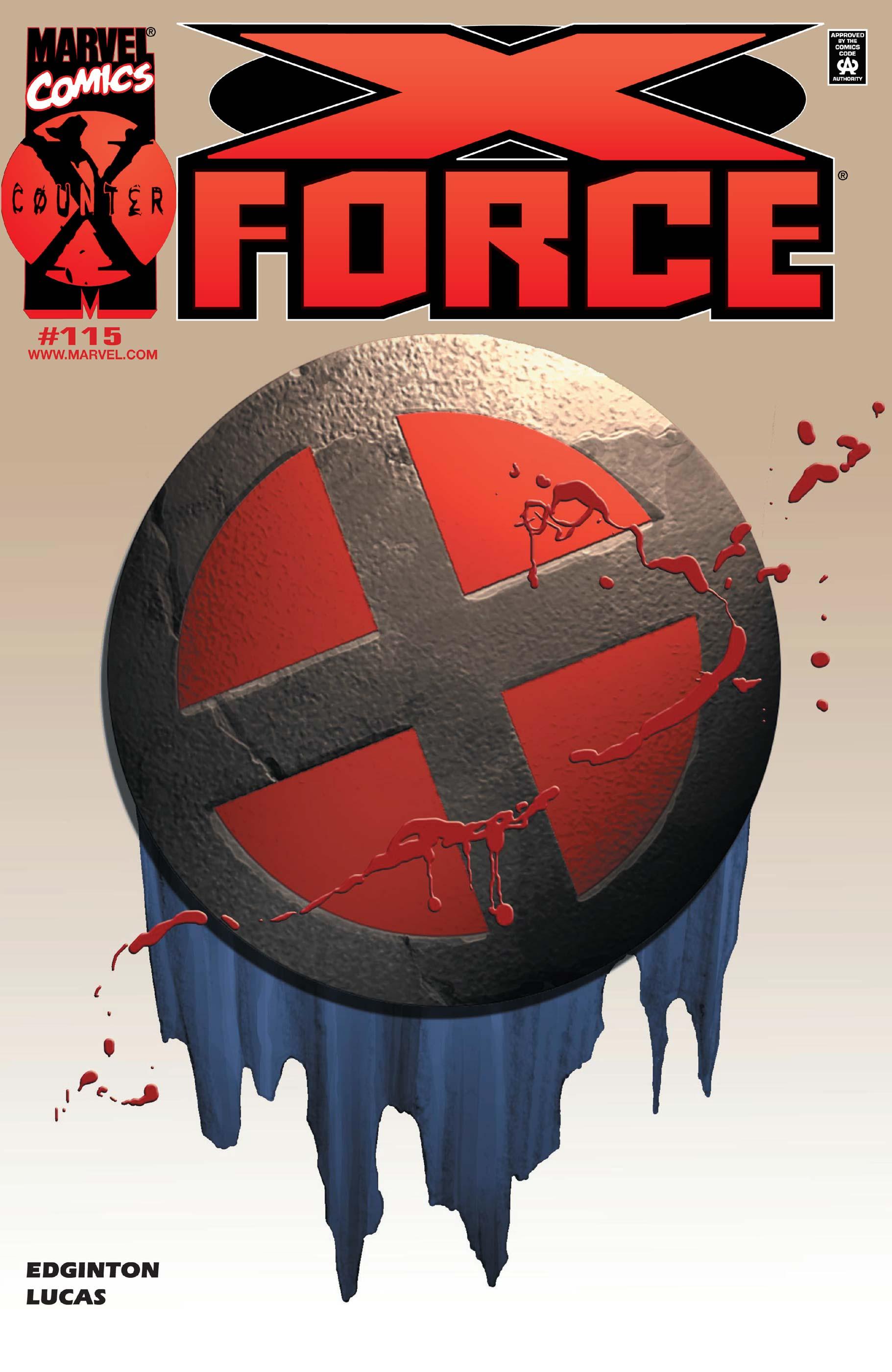 X-Force (1991) #115