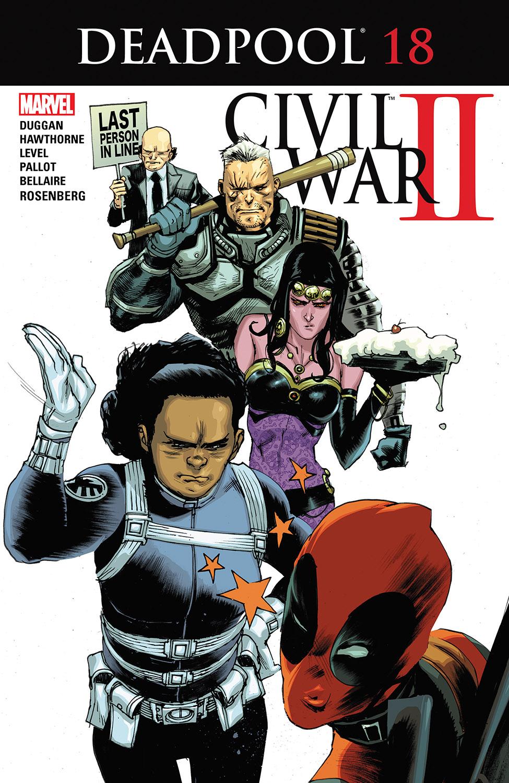 Deadpool (2015) #18