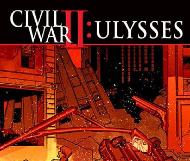 cover from Civil War: TBD Infinite Comic (2016) #6