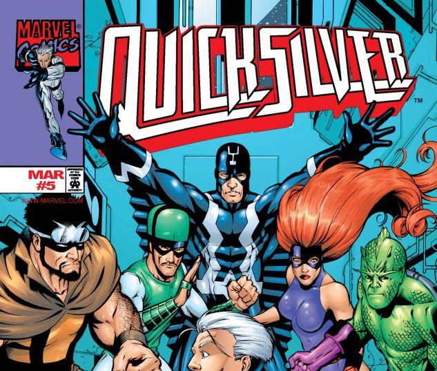 Quicksilver (1997) #5