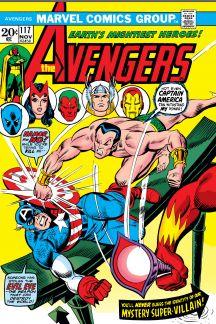 Avengers #117