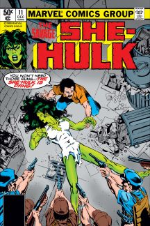 Savage She-Hulk (1980) #11