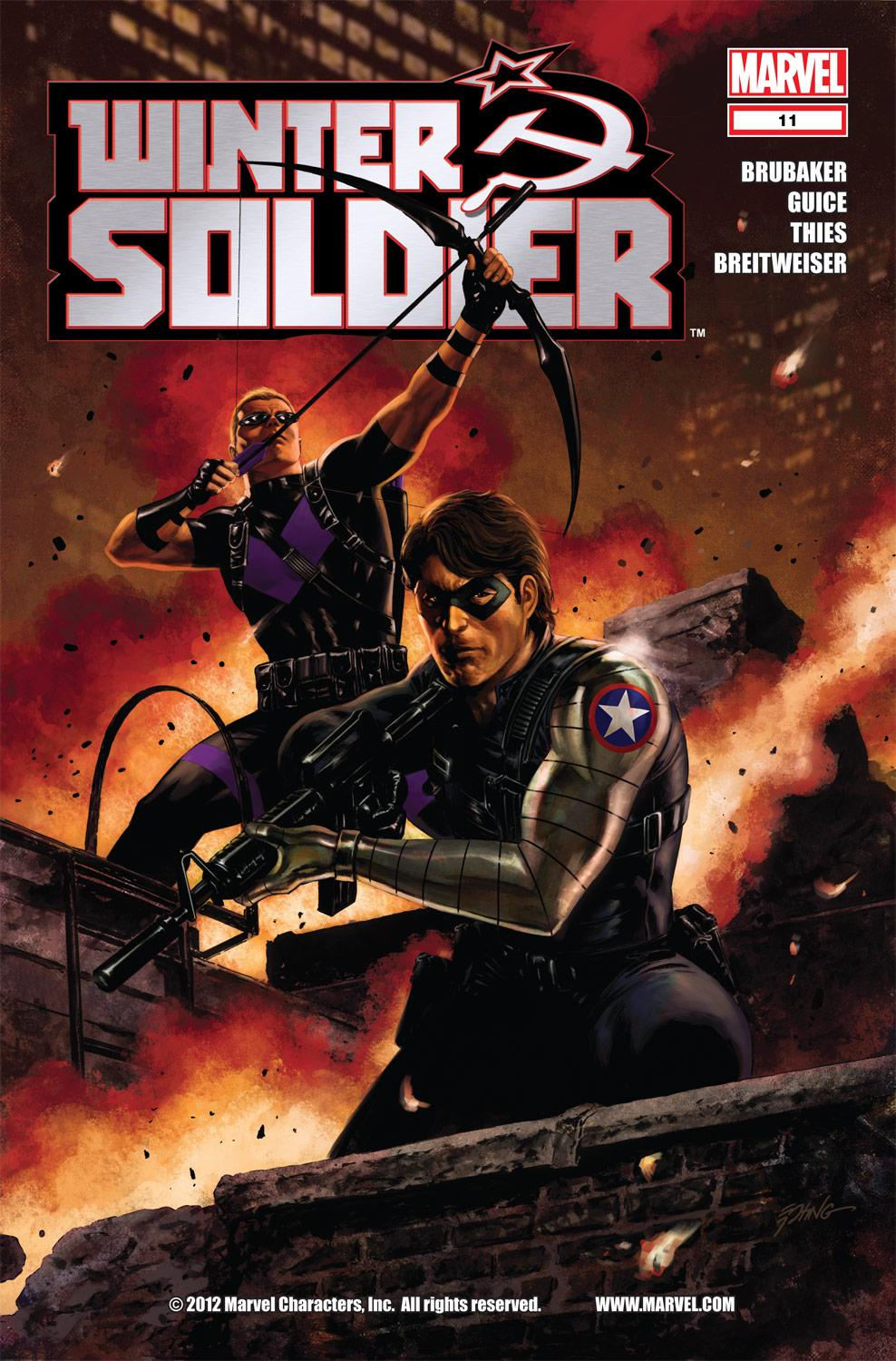 Winter Soldier (2012) #11
