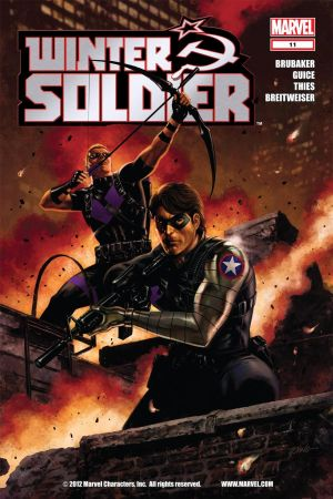 Winter Soldier #11