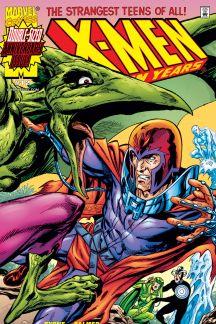 X-Men: The Hidden Years (1999) #12
