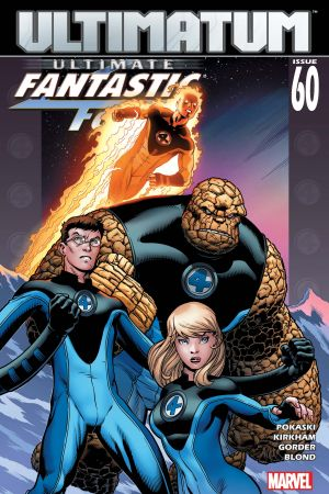 Ultimate Fantastic Four (2003) #60