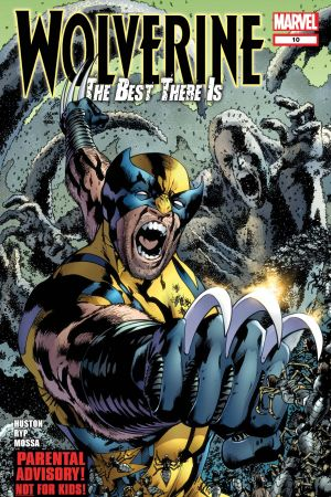 Wolverine: The Best There Is (2010) #10