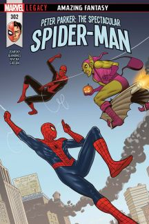 Peter Parker: The Spectacular Spider-Man #302