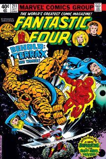 Fantastic Four (1961) #211