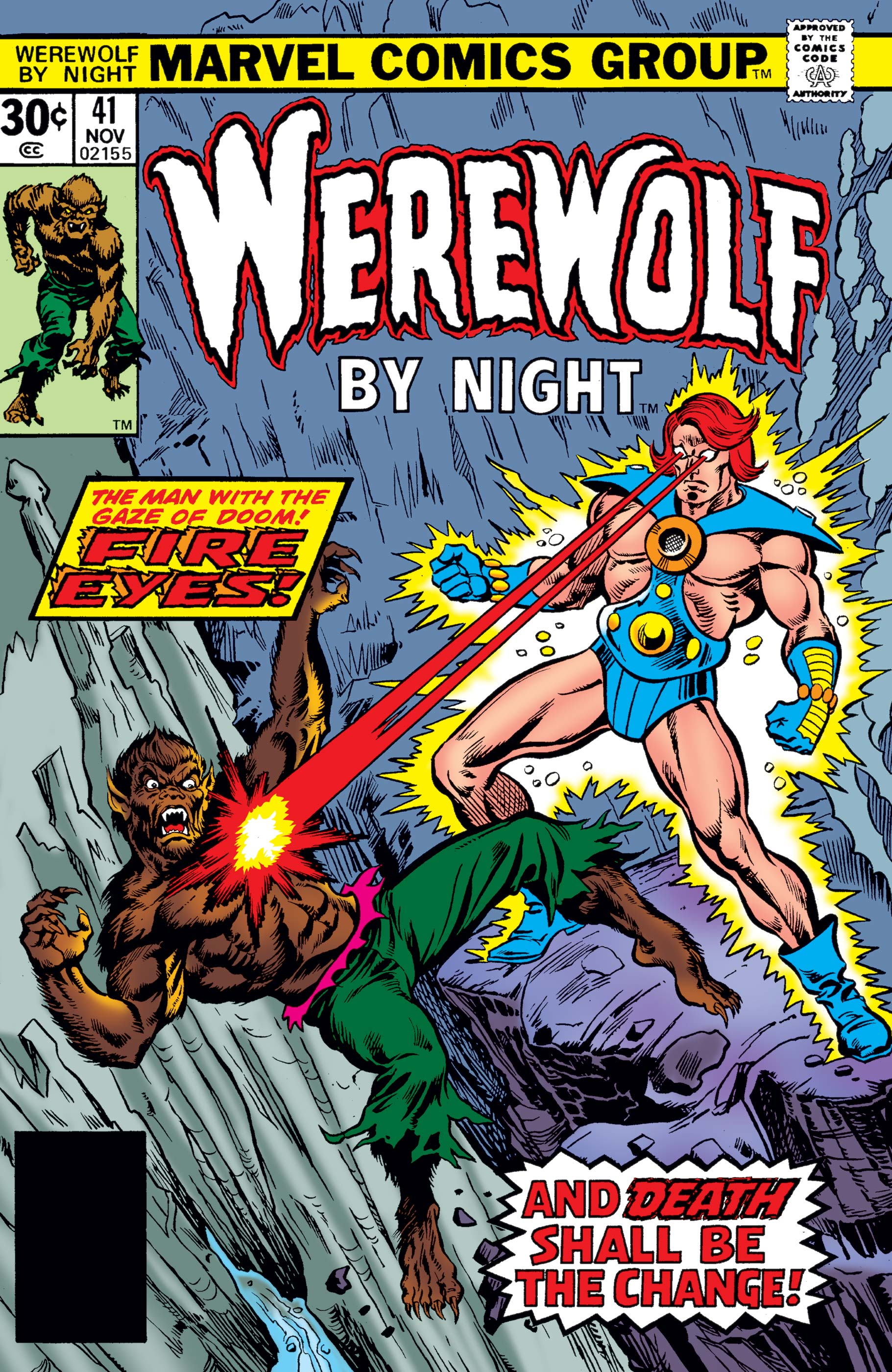 Werewolf By Night (1972) #41