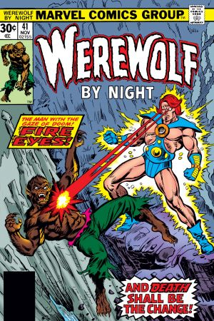 Werewolf By Night #41