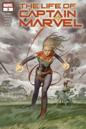 The Life of Captain Marvel (2018) #3