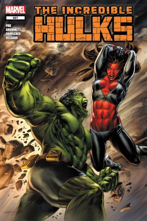 Incredible Hulks (2010) #627