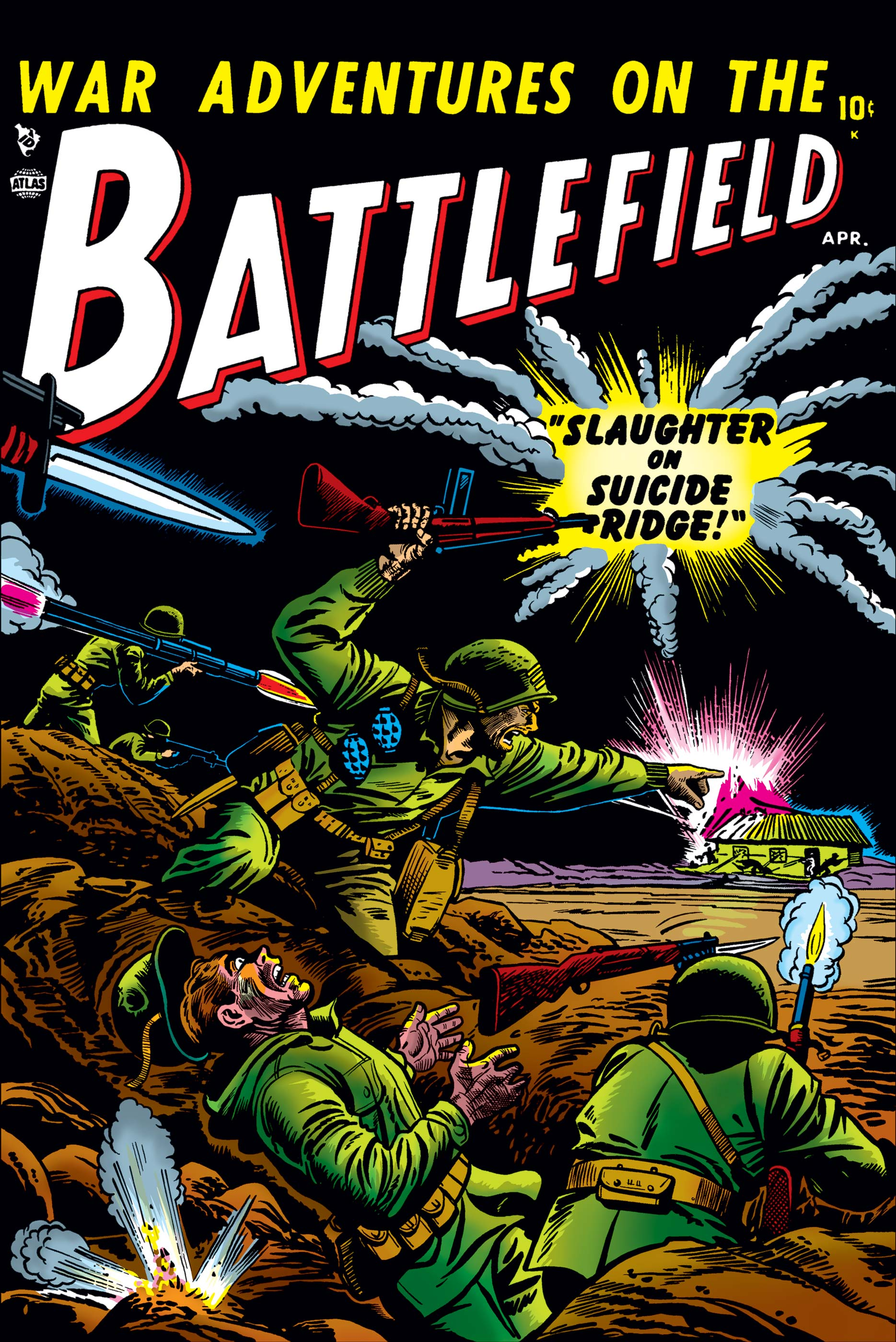 Battlefield (1952) #1