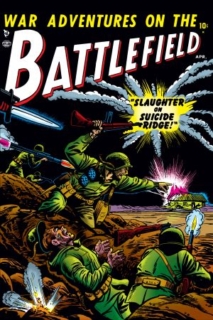 Battlefield  #1