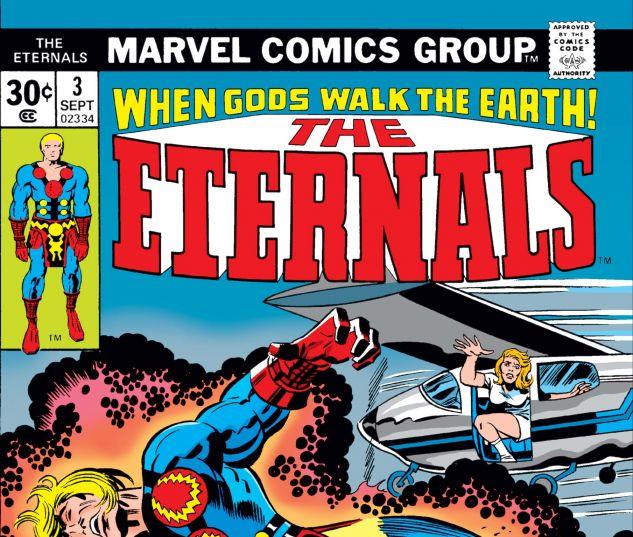 ETERNALS (1976) #3
