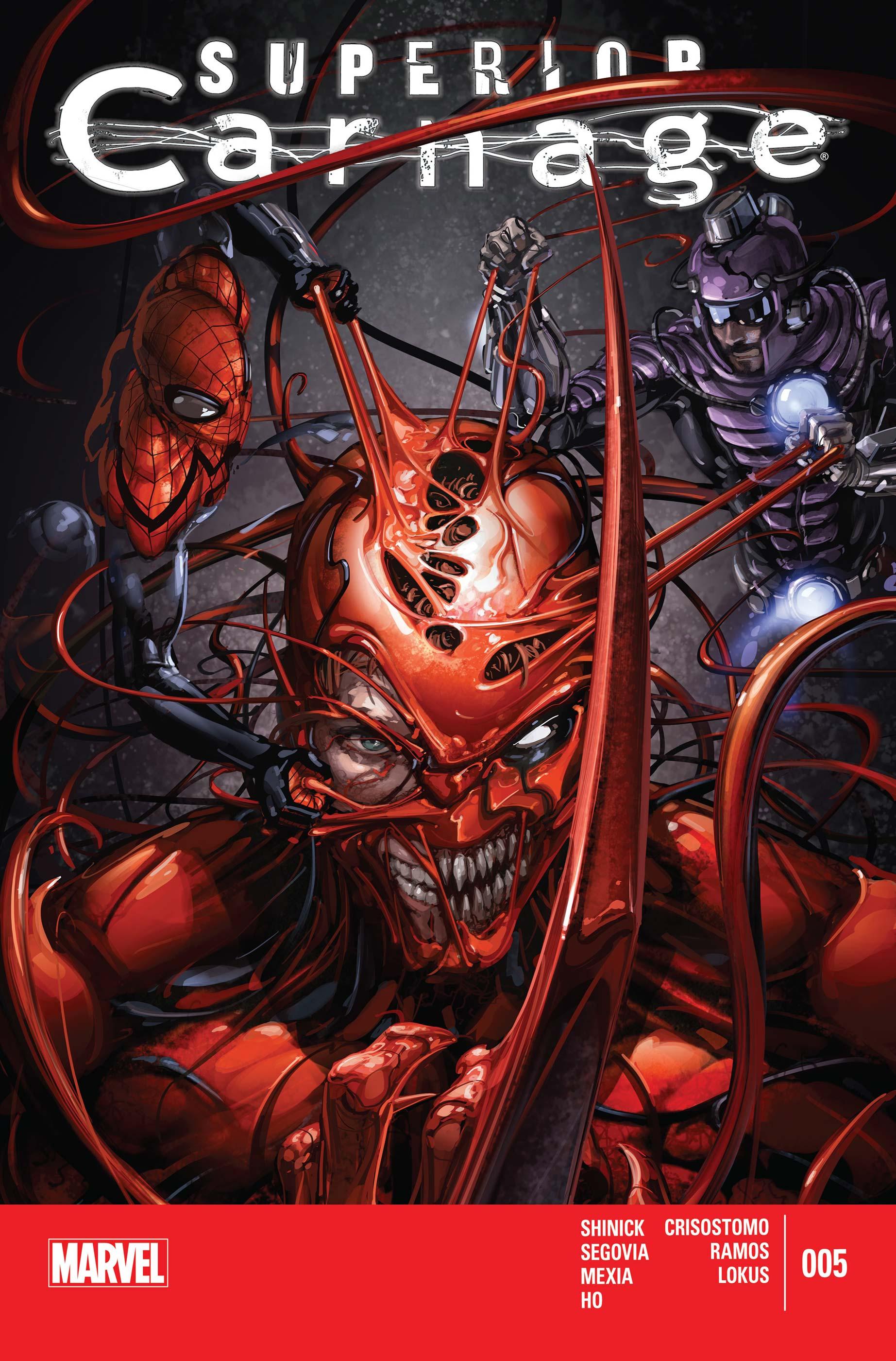 Superior Carnage (2012) #5