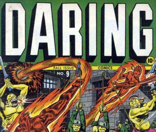 Daring Comics (1940) #9