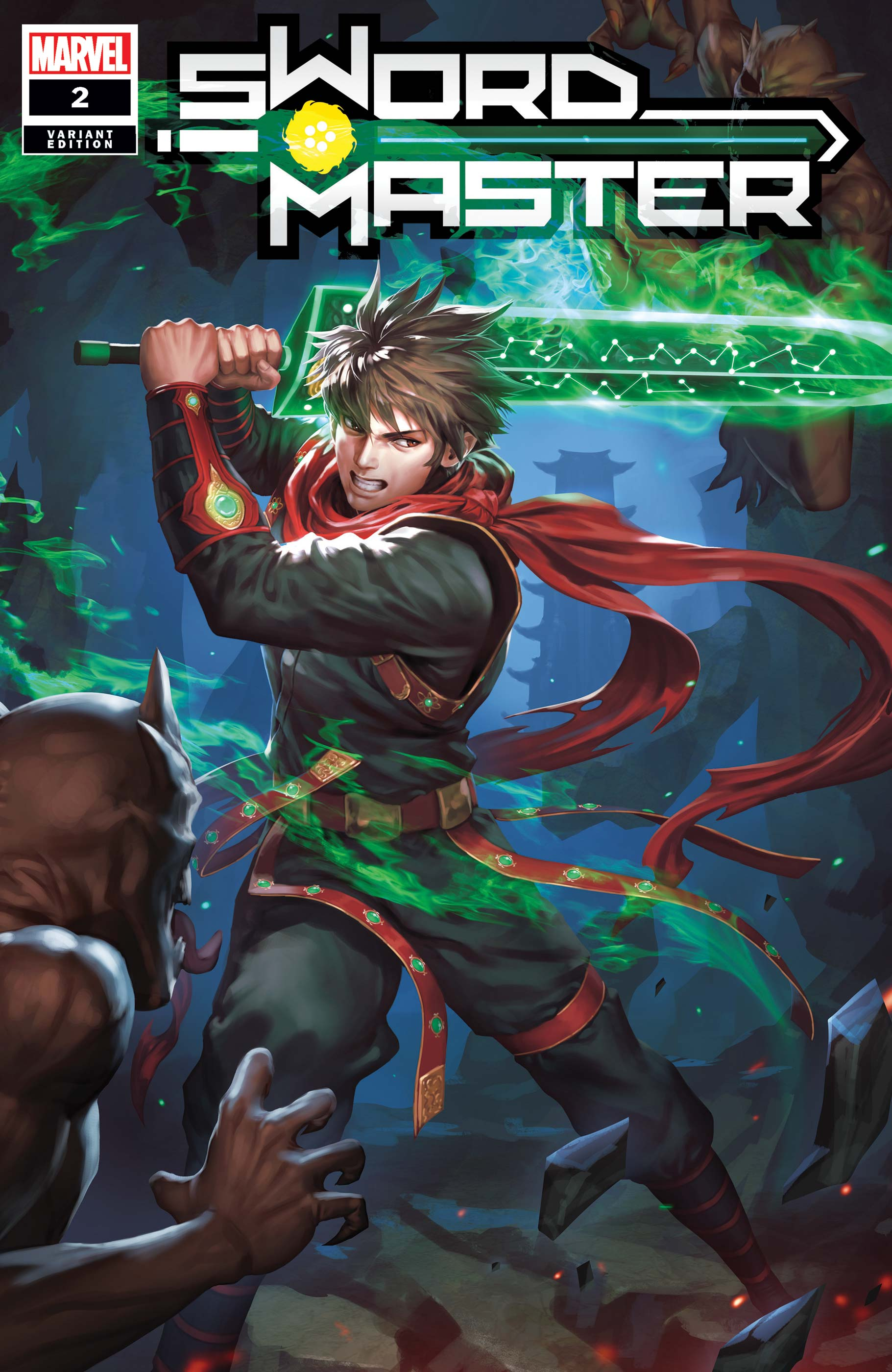 Sword Master (2019) #2 (Variant)
