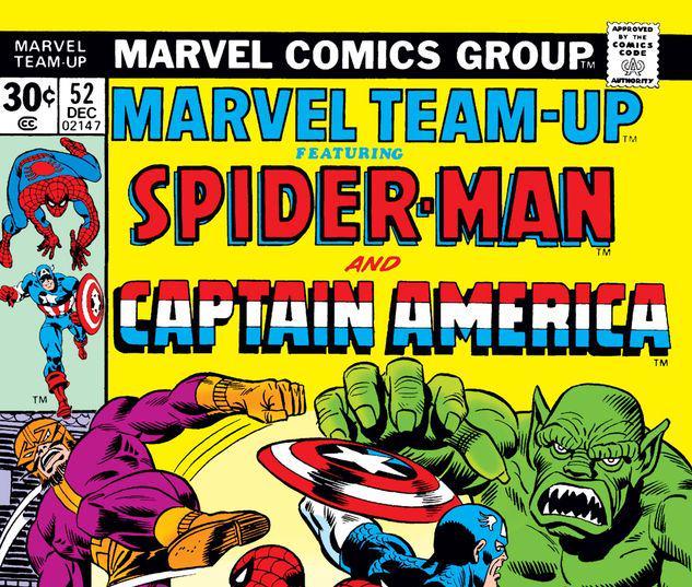 Marvel Team-Up #52