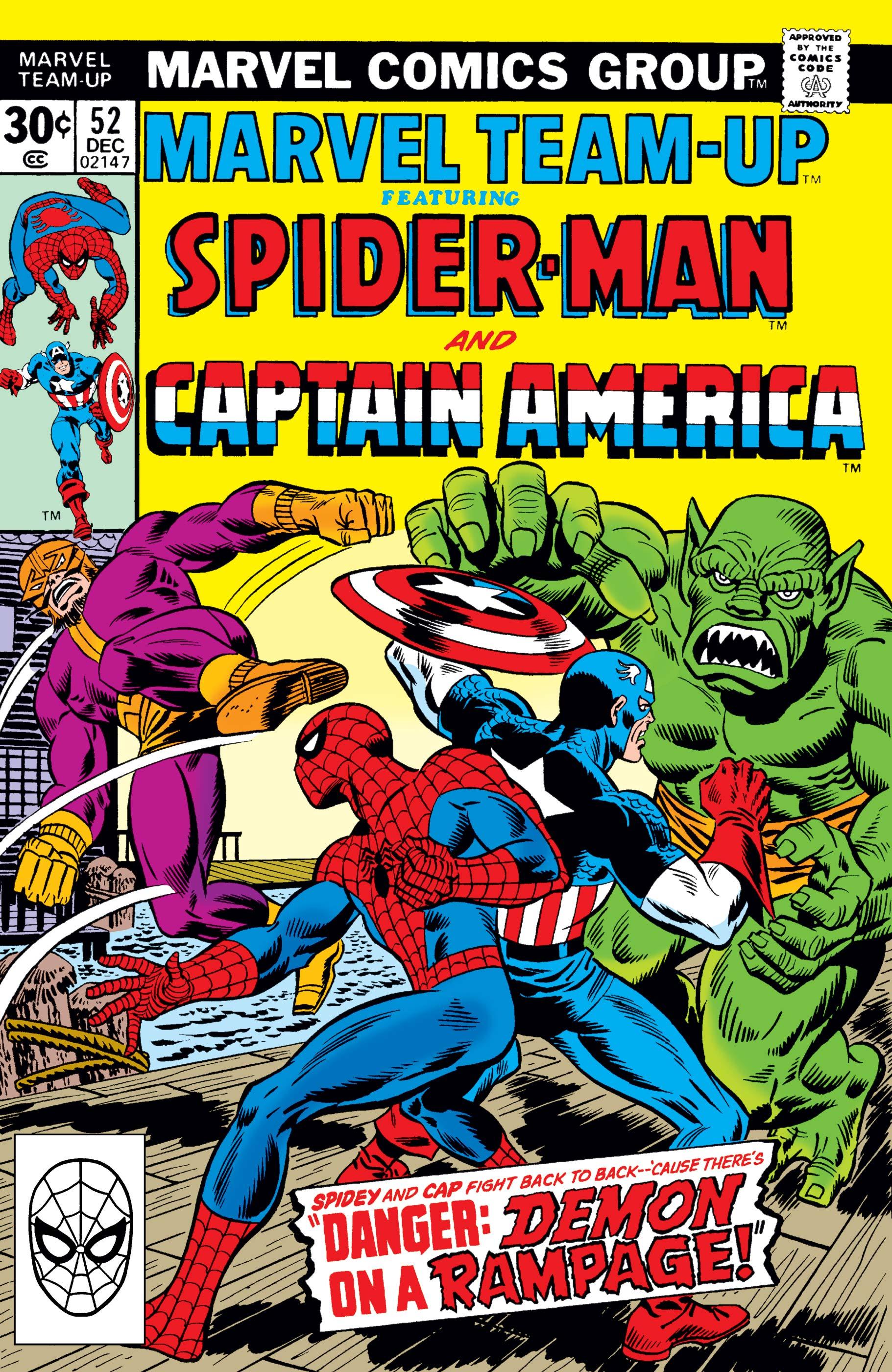 Marvel Team-Up (1972) #52