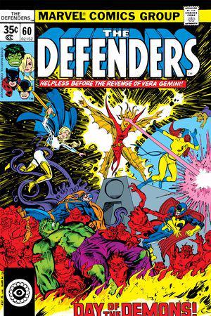 Defenders #60