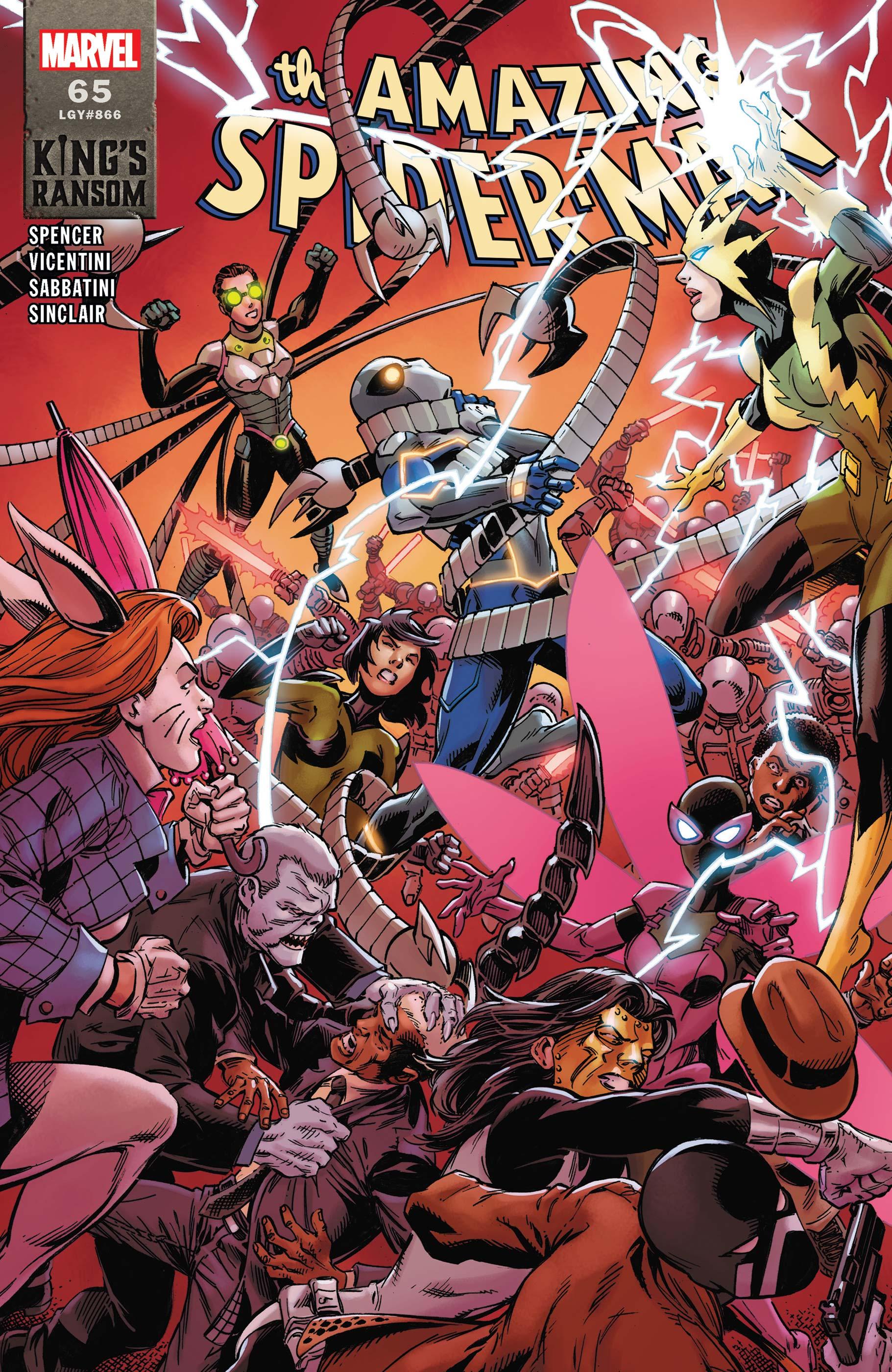 The Amazing Spider-Man (2018) #65