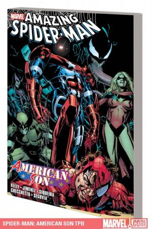 Spider-Man: American Son (Trade Paperback)