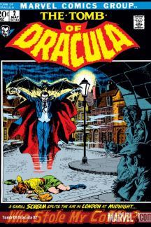 Tomb of Dracula (1972) #2