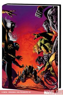 X-Men: Original Sin Premiere (Hardcover)