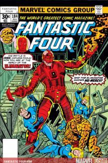 Fantastic Four #184
