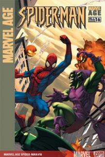 Marvel Age Spider-Man #16