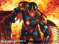 WAR OF KINGS: DARKHAWK #2