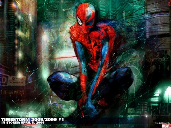 Timestorm 2009/2099 (2009) #1 Wallpaper