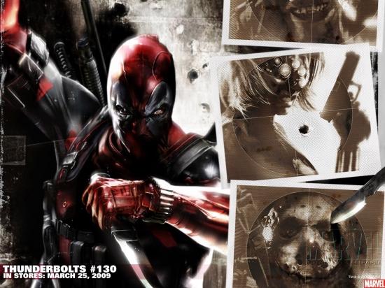 Thunderbolts (2006) #130 Wallpaper