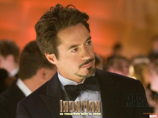 Iron Man Movie: Tony Stark #11