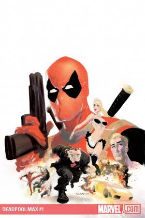 Deadpool Max (2010) #1
