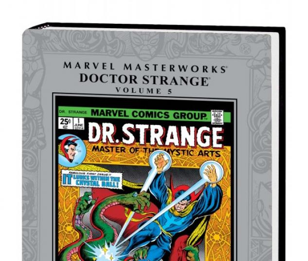 Marvel Masterworks: Doctor Strange Vol. 5 (Hardcover)