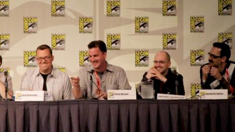 SDCC 2011: Amazing Spider-Man Panel