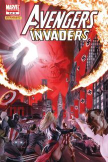 Avengers/Invaders #9