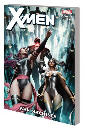 X-Men: War Machines TPB (Trade Paperback)