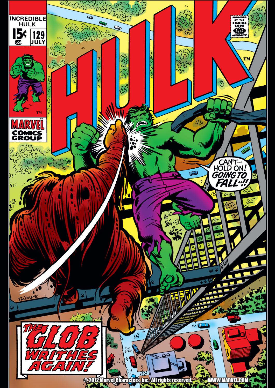 Incredible Hulk (1962) #129