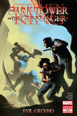 Dark Tower: The Gunslinger - Evil Ground (2013) #1