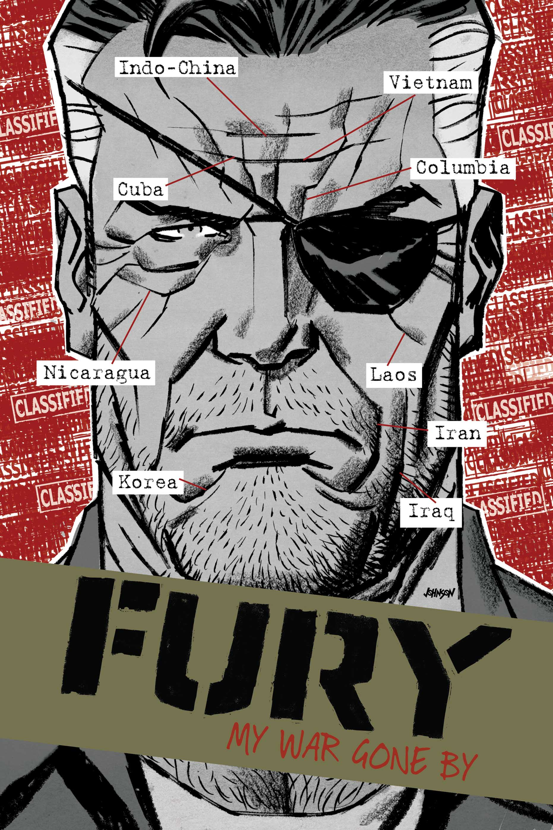 Fury Max (2011) #13