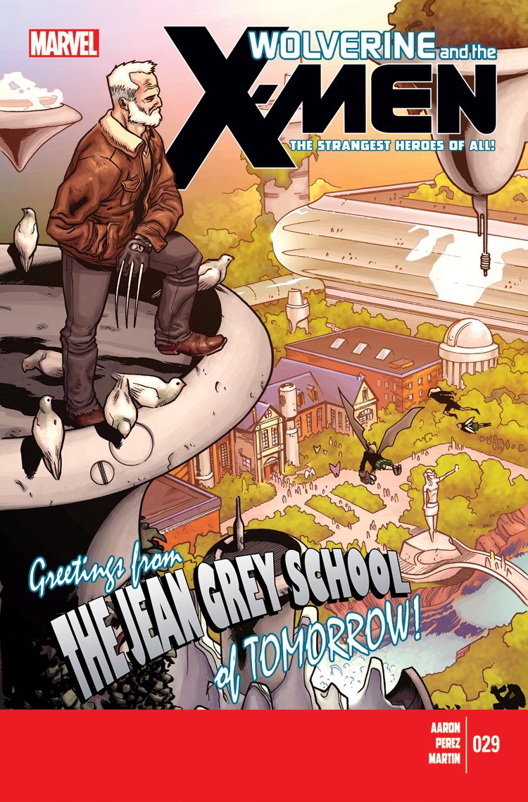 Wolverine & the X-Men (2011) #29