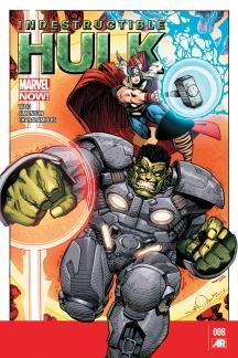 Indestructible Hulk (2012) #8