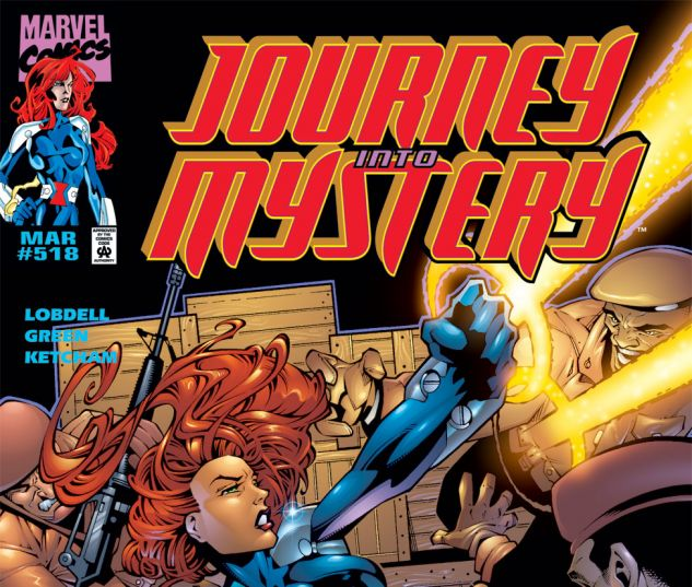 Journey Into Mystery (1996) #518 Cover